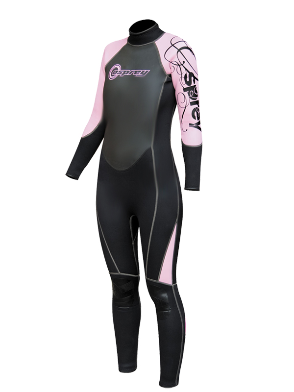 Kids-OSX-Full-Length-Wetsuit-Girls-Boys-Junior-Wet-Suit-Surf-Swim-Age-4-16-years