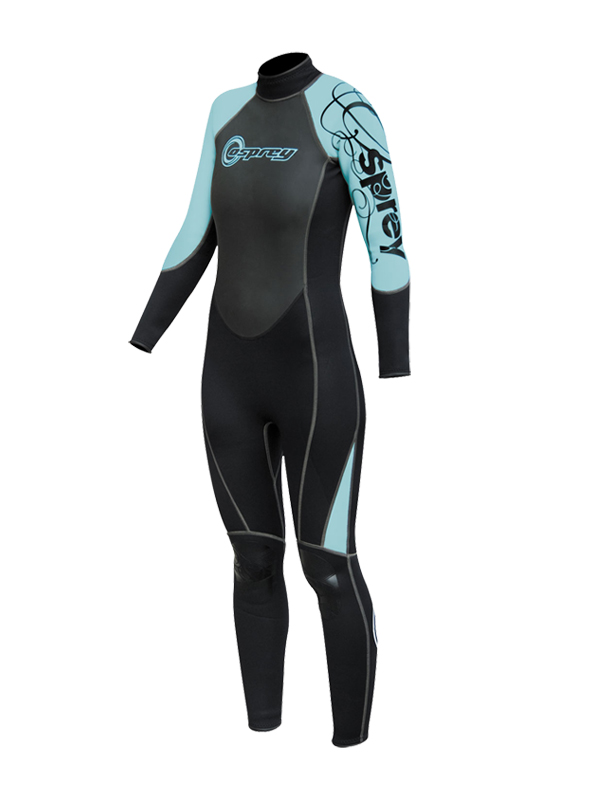 Ladies-OSX-Full-Length-3mm-Wetsuit-Womens-Adult-Steamer-Wet-Suit-All-Sizes