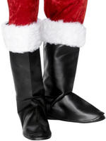 Adult's Santa Boot Covers