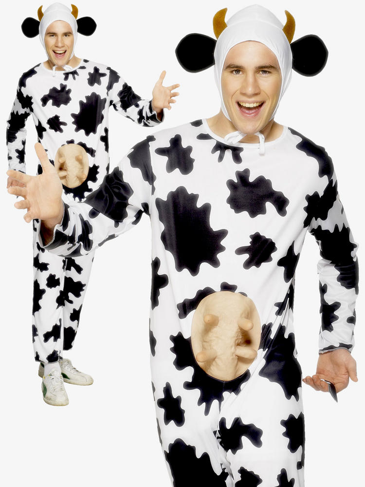 Adults Cow Onesie