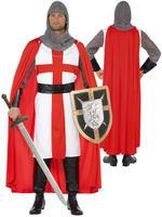 Men's St George Hero Costume