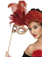 Ladies Fever Baroque Fantasy Eye Mask
