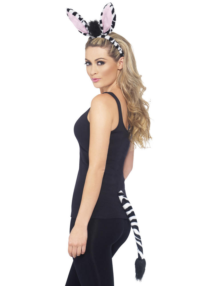 Ladies Zebra Kit
