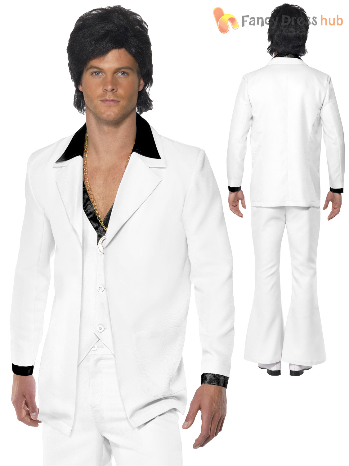 Discolicious Adult Costume 8