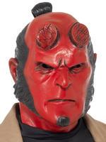 Men's Hellboy Mask