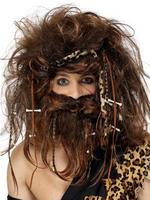 Adults Crazy Caveman Set