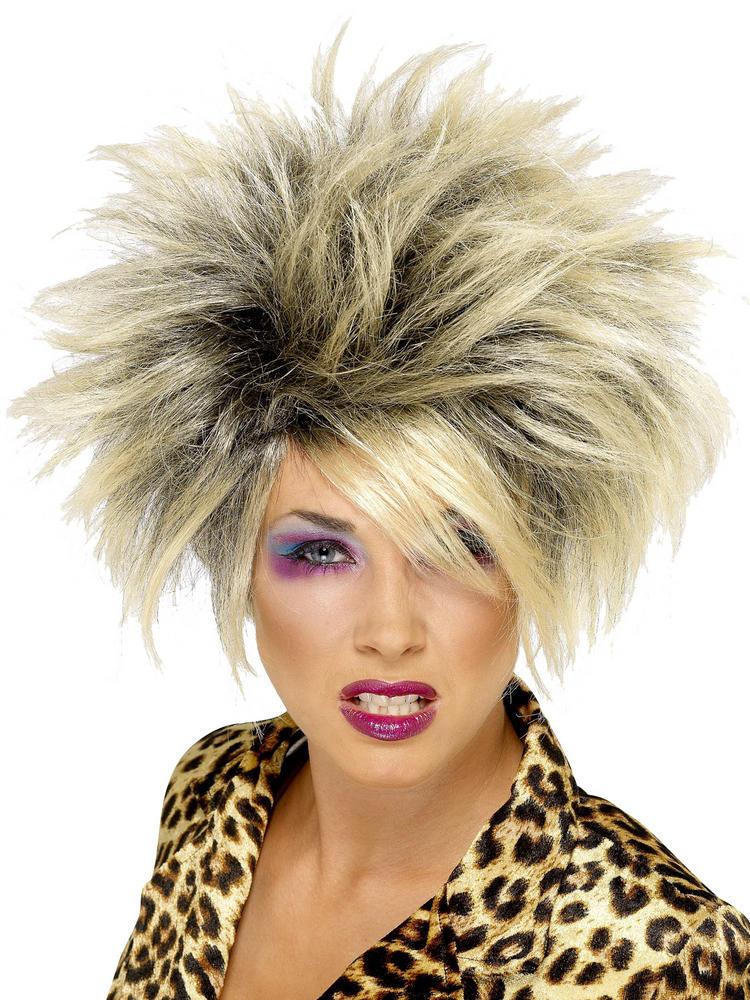 Ladies Wild Girl Wig