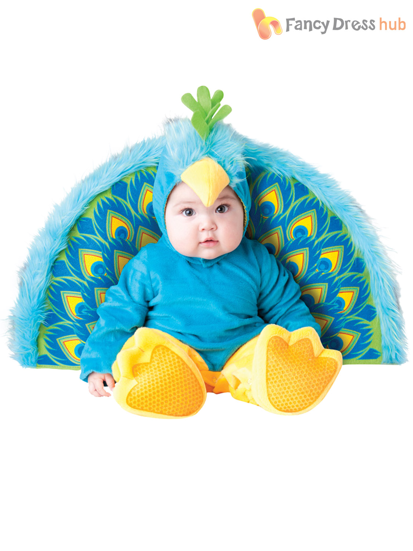 Boys Girls Baby Fancy Dress Up Animal Costume Halloween Infant 6 ...