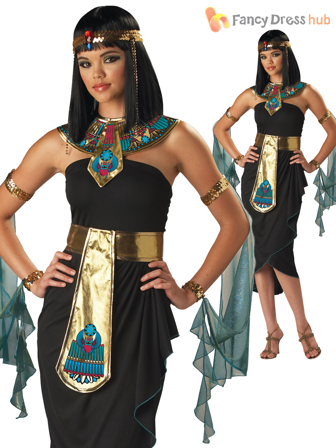 Sexy cleopatra costume sexy egyptian queen
