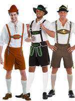 Men's Mr Oktoberfest Costume