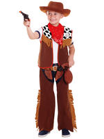 Kid's Cowboy Set