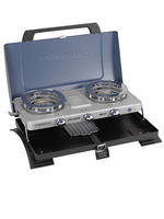 Campingaz Xcelerate Series 400 ST - Double Burner & Toaster
