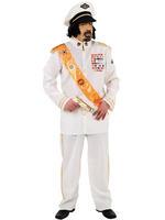 Men's The Tyrant Dictator Costume