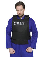 Adult's Swat Vest Costume