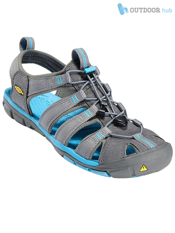 Keen Womens Clearwater Cnx Waterproof Sandals Ladies Shoes