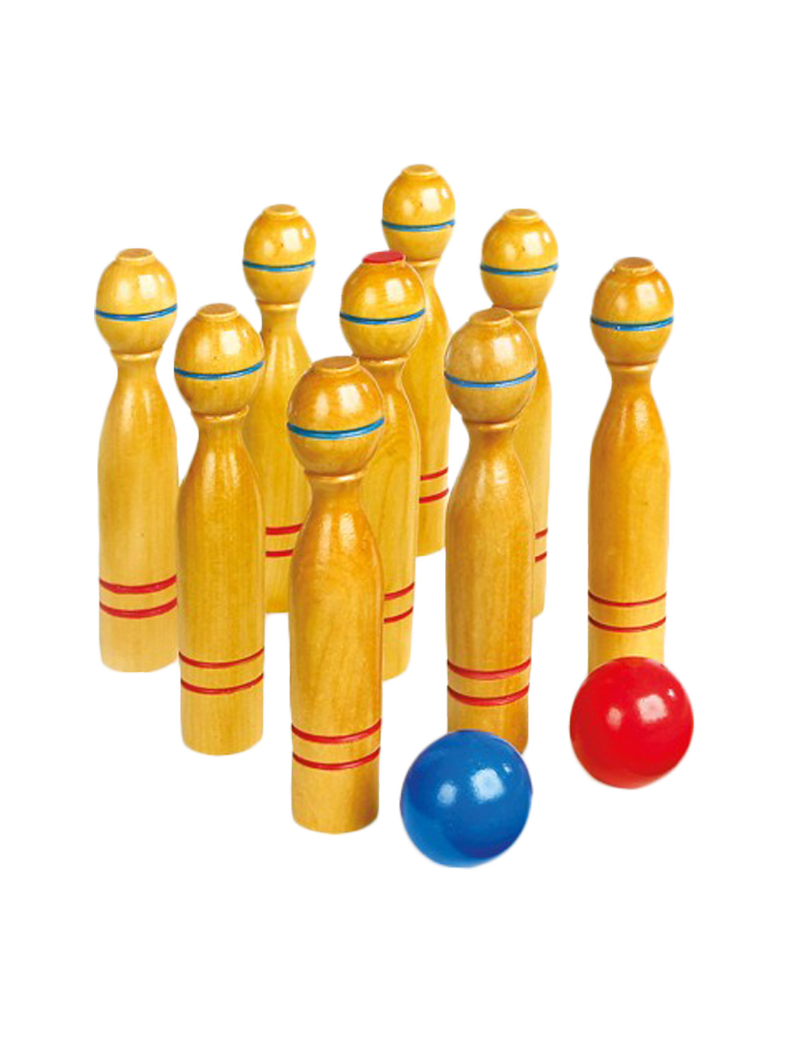 Toys For Games : Traditional quality wooden garden games outdoor lawn party