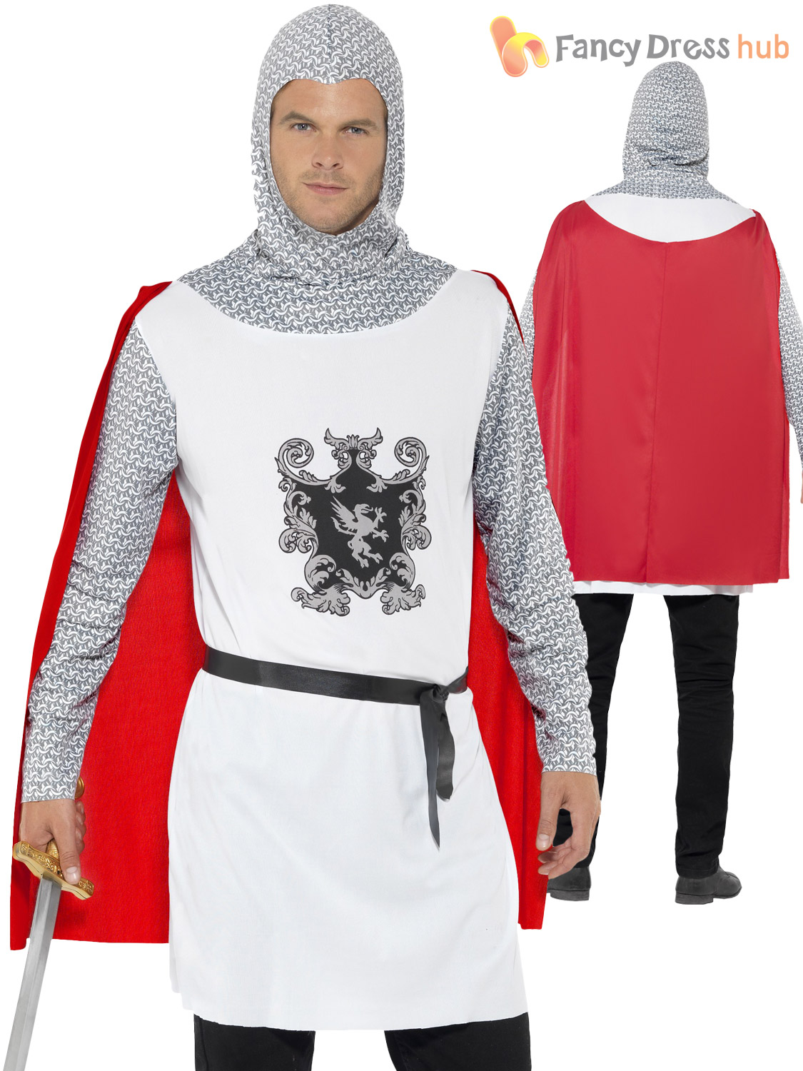 Adult Knight Costumes 65