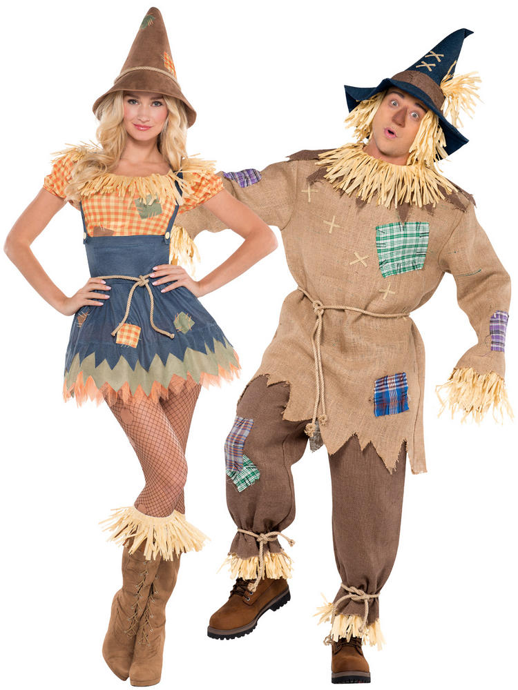 Adults Sultry Scarecrow Costume
