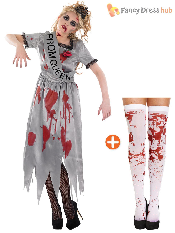 FDFU3954 BUN_ebay size 8 22 ladies zombie prom queen horror womens halloween fancy,Ebay Womens Clothing Size 8