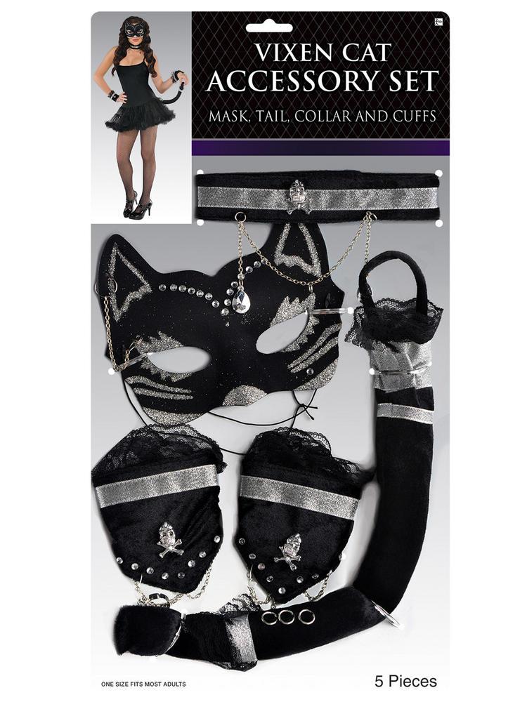 Ladies Vixen Cat Set