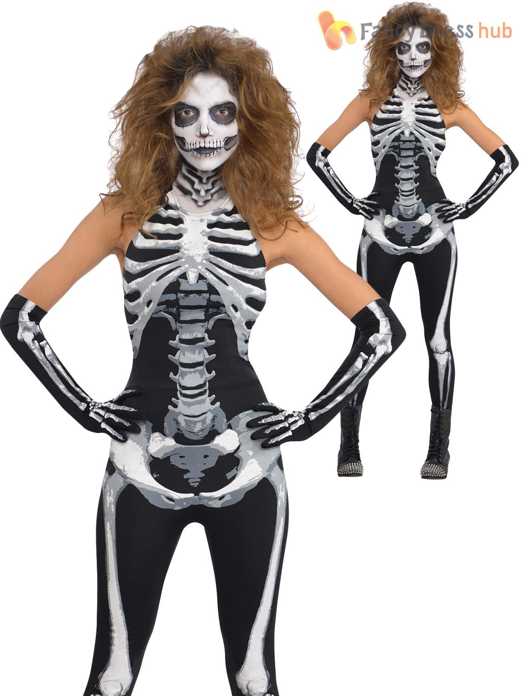 adult costume halloween skeleton that concept