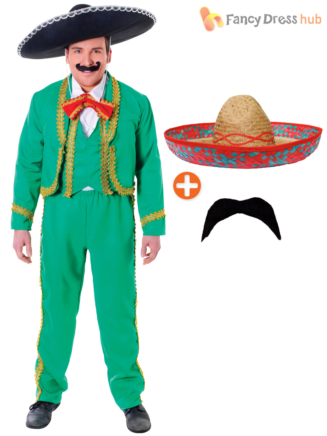 Drunk mexican costume