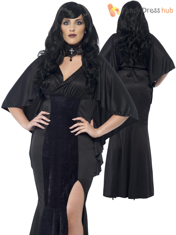 Fancy dress for plus sizes