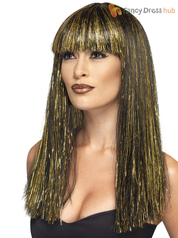 Cleopatra Fancy Dress Wig 74