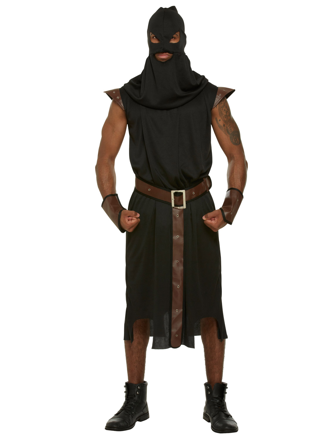 Adult Mens Medieval Executioner Dungeon Master Halloween ...