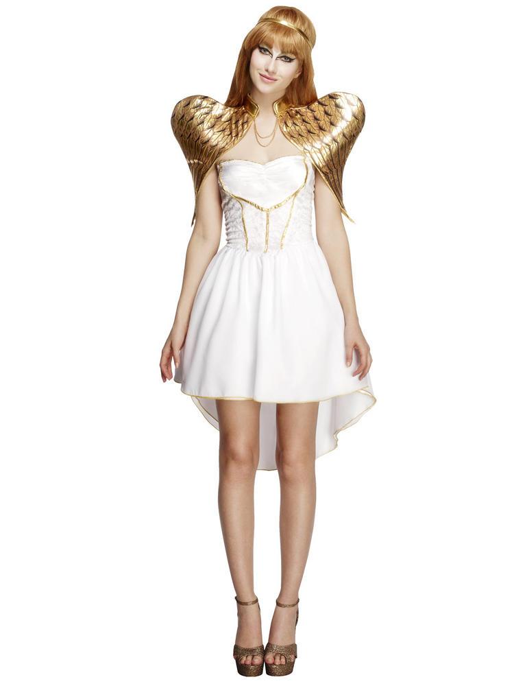 Ladies Fever Glamorous Angel Costume