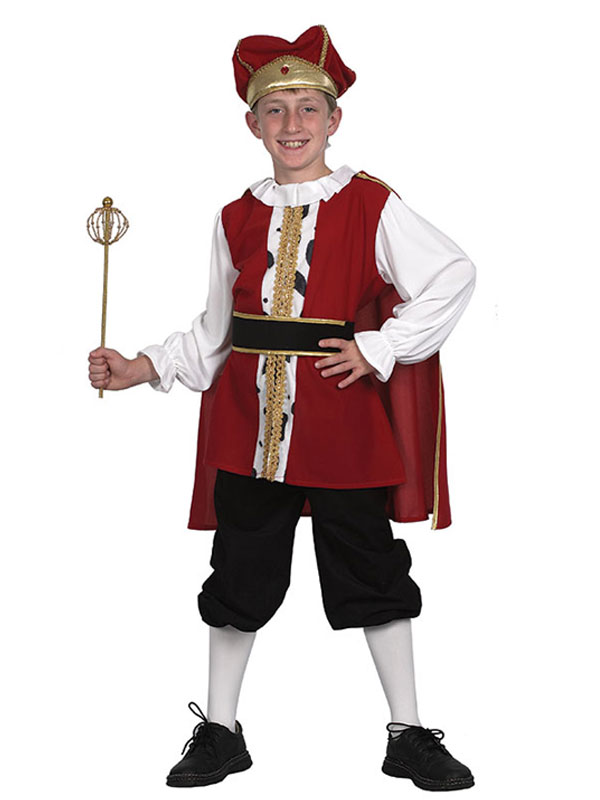 Boys-Medieval-Tudor-King-Fancy-Dress-Costume-Book-Week-Historical-Child-Kids