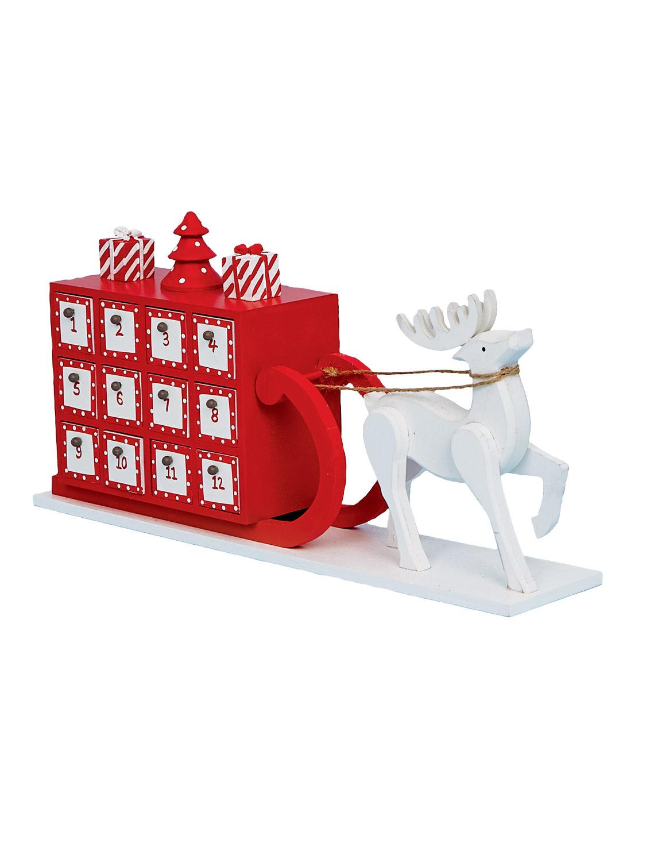 en bois de l 39 avent calendrier no l traditionnel no l calendrier d coration cadeau enfant. Black Bedroom Furniture Sets. Home Design Ideas