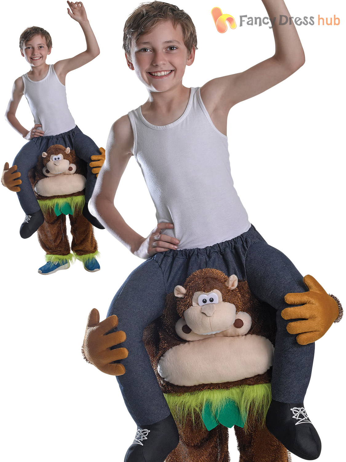 2fe0b1dd2d80 Monkey Costume For Boys   Another Toddler Idea A Firefighter With ...