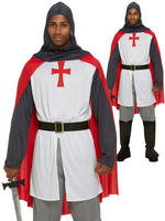 Men's Knight Costume