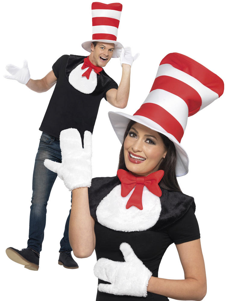 Adults Cat In The Hat Kit
