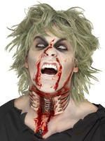 Zombie Exposed Throat Wound