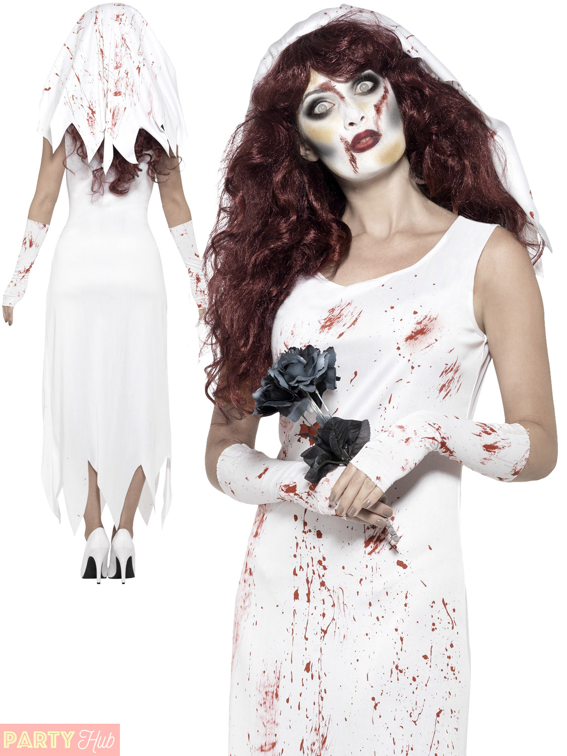 Creative Rotted Zombie Costume Zombie Fancy Dress  Escapade UK