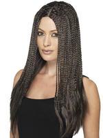 Ladies 90's Braid Wig