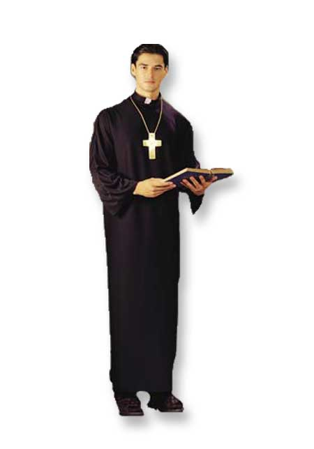 MENS-VICAR-COSTUME-FANCY-DRESS-MONK-RELIGION-PRIEST-RELIGIOUS