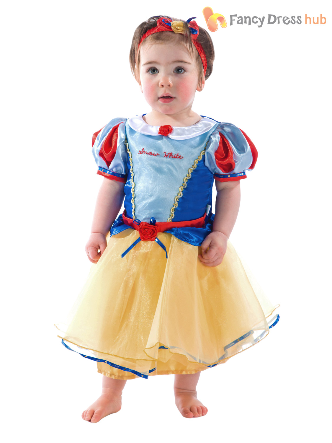 Toddlers Mouse Costume: Baby Toddler Deluxe Disney Princess Costume Girl Fairytale