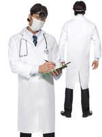 Adult's Doctor Costume
