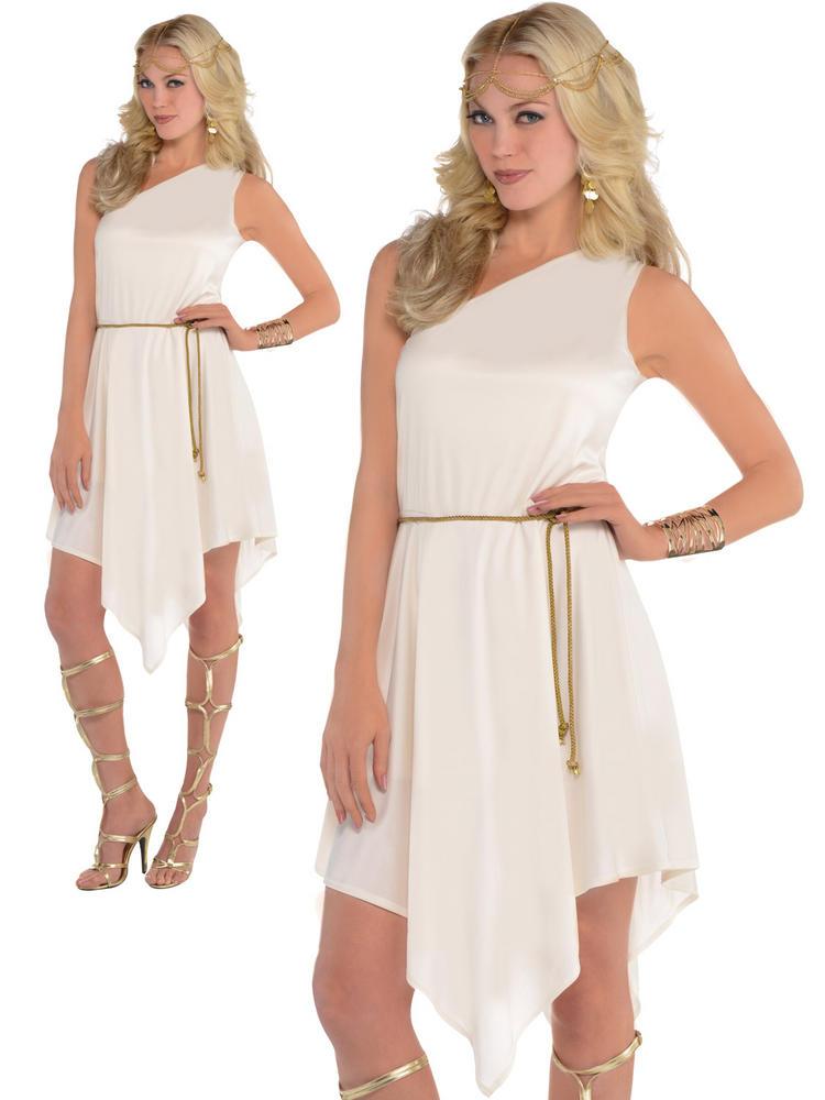 Ladies Greek Goddess Costume