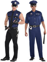 Men's Policeman Costume