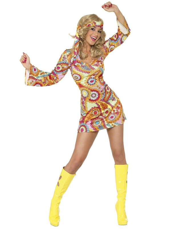 LADIES-1960S-1970S-HIPPY-HIPPIE-GROOVY-BABY-RETRO-COSTUME-FANCY-DRESS