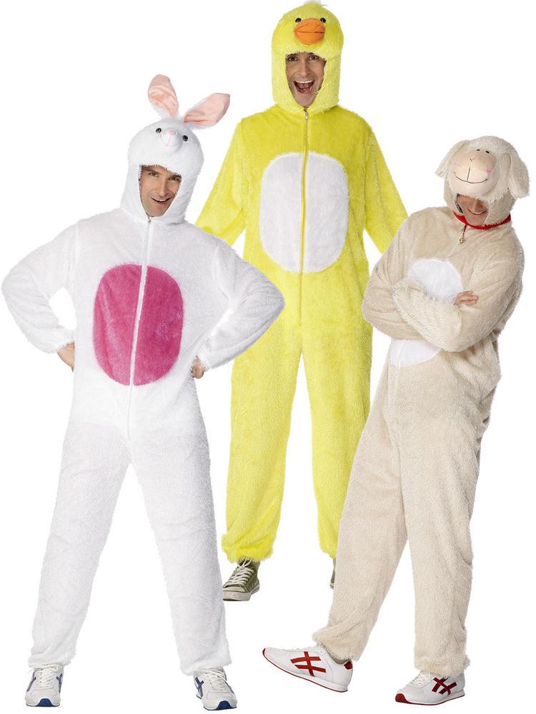 Adult's Farm Animal Costume