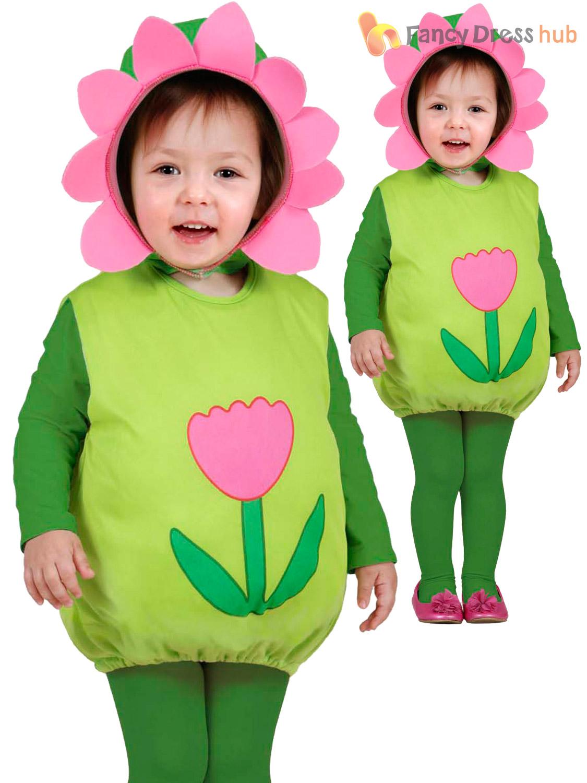 Childs Toddler Sun Flower Strawberry Tabard Girl Boy ...