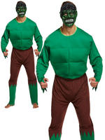 Men's The Hulk Costume