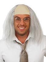 Men's Mad Professor Wig