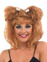 Ladies Cavewoman Wig