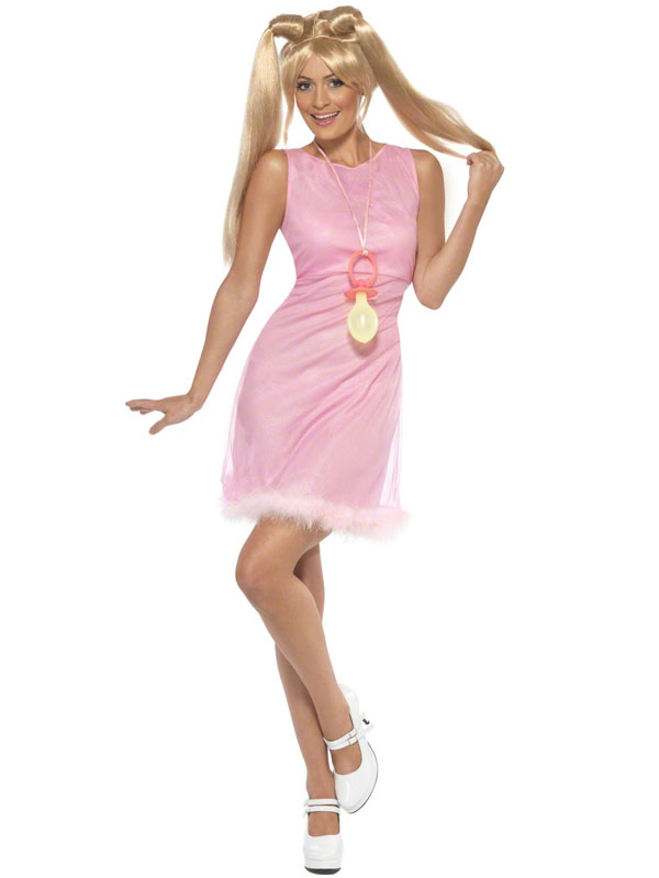Ladies-spice-girl-costume-90s